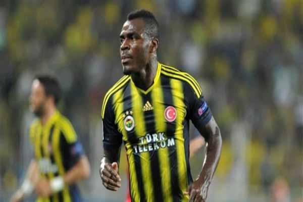 Fenerbahçeli Emenike'ye taraftar şoku