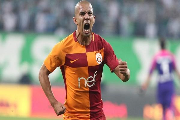 Galatasaray'da Feghouli şoku yaşanıyor