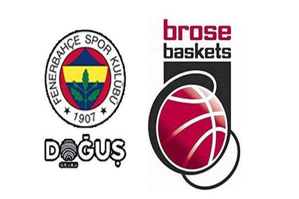 Fenerbahçe Doğuş Brose Bamberg basketbol maçı canlı yayın bilgileri