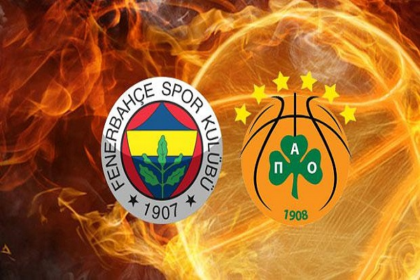Fenerbahçe Panathinaikos maçı saat kaçta başlayacak