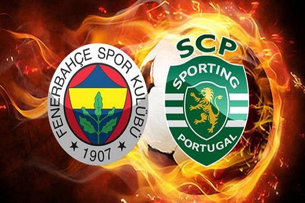 Fenerbahçe Sporting Lizbon maçı ne zaman ve saat kaçta başlayacak