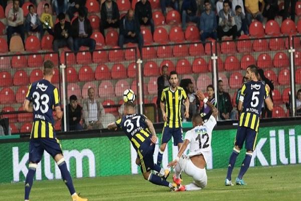 Fenerbahçe Teleset Mobilya Akhisarspor maçı canlı yayın bilgileri