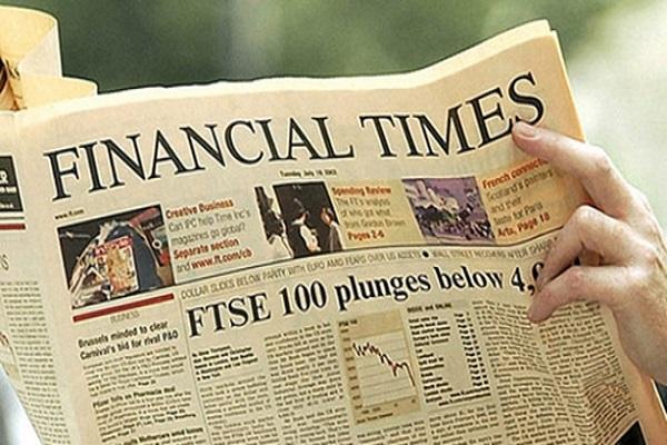 Financial Times Türkiye'nin Doğu'ya dönüş ilişkisinin nedenlerini yazdı