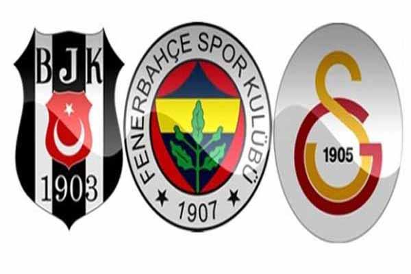 Galatasaray, Fenerbahçe ve Beşiktaş'tan bayram mesajı