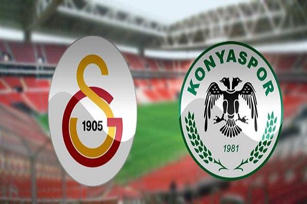 Galatasaray Konyaspor kupa maçı canlı yayın bilgileri