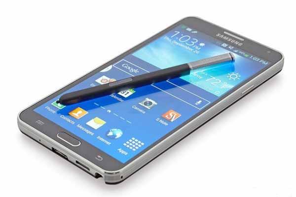 Galaxy Note 4 piyasaya çıktı