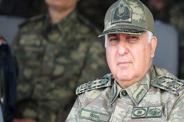 IŞİD için yapılan askeri toplantıya Necdet Özel katılmayacak