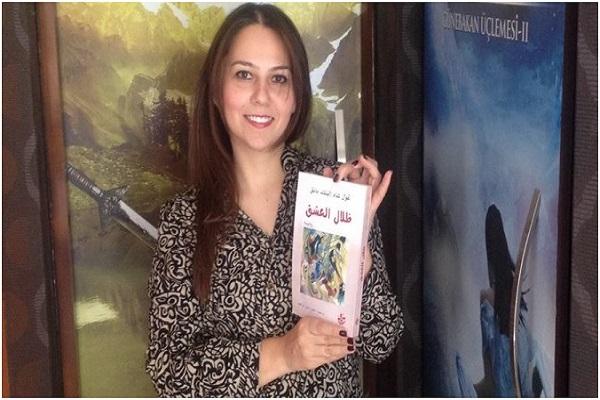 Yeni bir Türk romanı daha yurt dışına açılıyor…