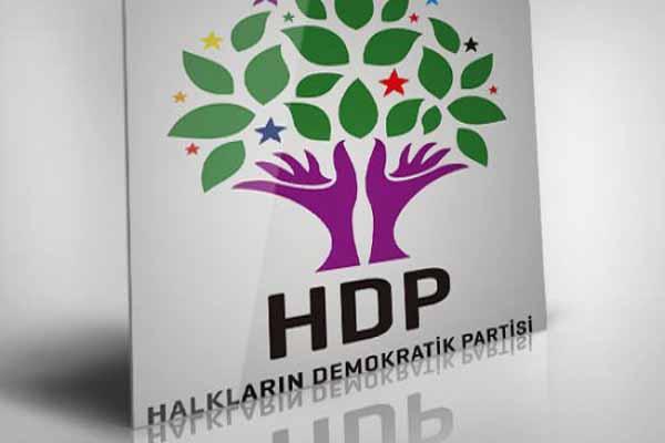 Bursa'da HDP bürosuna saldırı