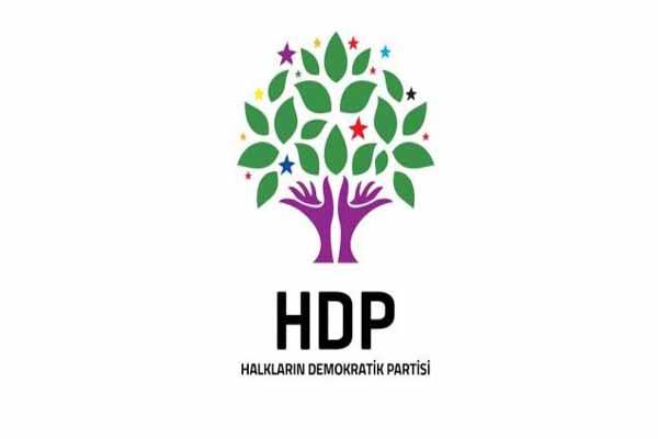 HDP'nin son oy oranı açıklandı
