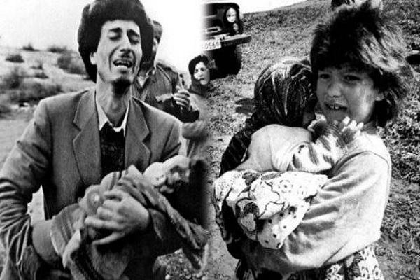 Hocalı katliamının üzerinden 26 yıl geçti