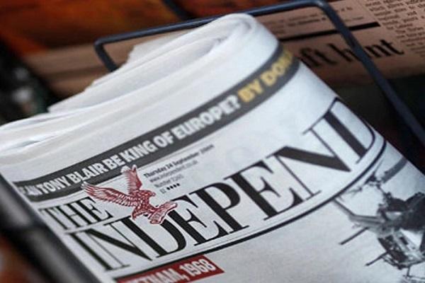 Independent gazetesinden Türkiye'ye gidin çağrısı