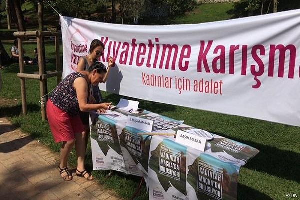 Kıyafetime Karışma sloganıyla toplanan kadınlar meclis kuracak