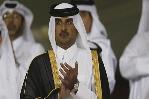 Katar Emiri Arap ülkelerine diyalog çağrısında bulundu