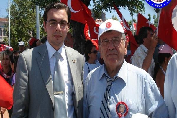 Avrupa'da Türkler Alpaslan Işıklı'yı Yad Etti