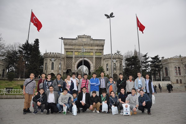 Marathon İstanbul'da