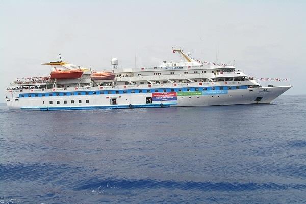 Mavi Marmara şubat ayı sonunda yine yola çıkıyor.