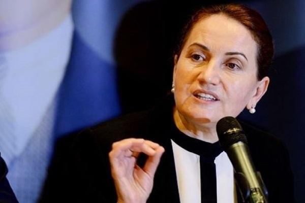 Meral Akşener'den flaş açıklama siyaseti bırakacağım