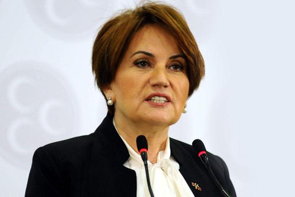 Meral Akşener'den hükümeti kızdıracak Barzani açıklaması