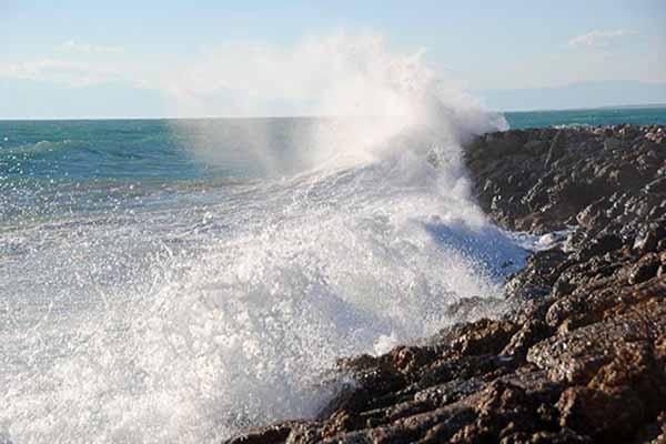 Meteoroloji'den Batı Akdeniz için fırtına uyarısı
