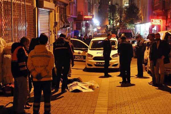 Muhalif hareketin lideri silahla vurularak öldürüldü