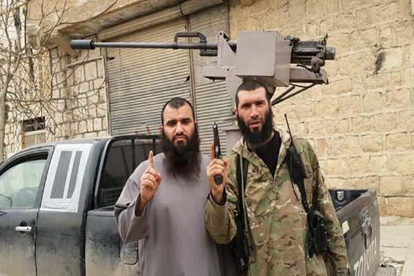 IŞİD militanı Muhammed El Amriki öldürüldü
