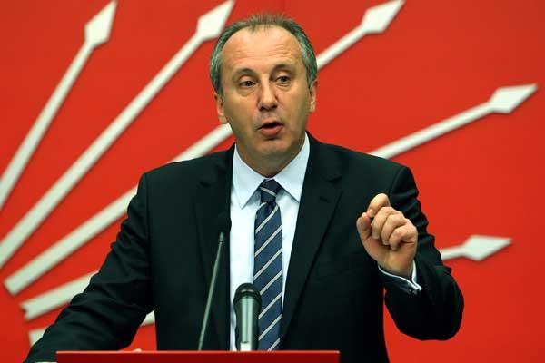 Muharrem İnce partisinin genel başkanlığına aday olacak mı