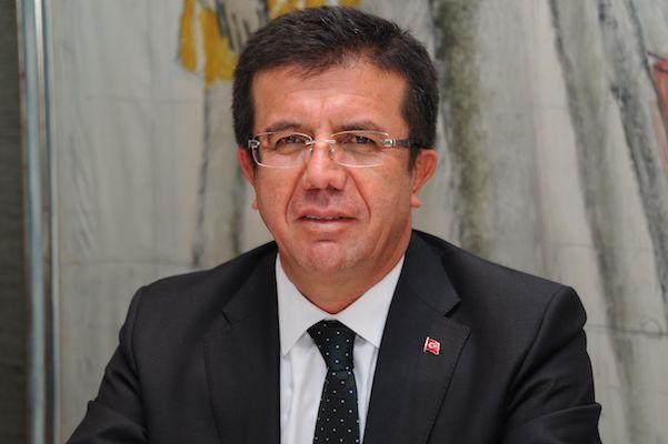 """Bakan Zeybekçi, """"Türkiye'de kriz olmayacak demek 'Türkiye'ye' haksızlıktır"""""""