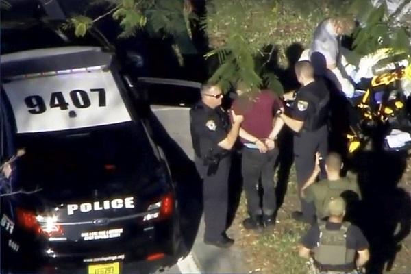 ABD'de liseye kanlı saldırı, 17 kişi hayatını kaybetti