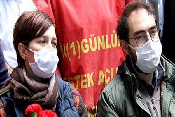 Açlık grevi devam ediyor tutuklu eğitimcilerin sağlık durumu kötüye gidiyor