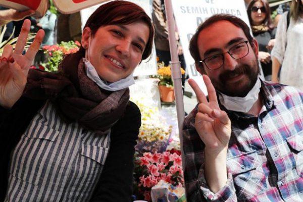 Ankara Valiliğinden Gülmen ve Özakça eylemine önlem