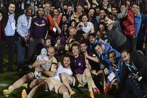 Osmanlıspor, Kayserispor'dan sonra Spor Toto Süper Lig'e çıkmayı garantileyen ikinci takım oldu