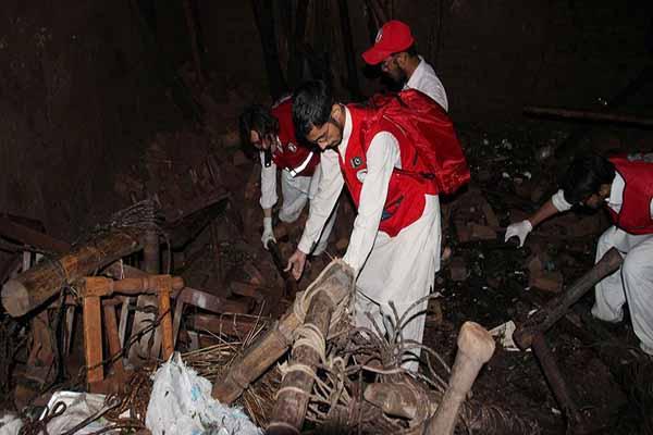Pakistan'da 26 kişi yaşamını yitirdi