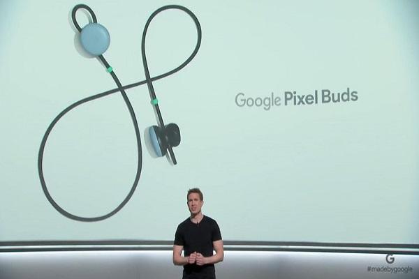 Google'ın bu kulaklığı 40 dilde tercüme yapacak