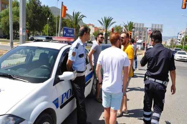 Furkan Kızılay polisten kaçamadı
