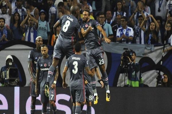 Porto Beşiktaş maçı özet ve golleri izlemek için tıkla