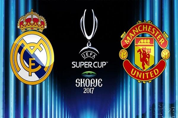 Real Madrid Manchester United maçı saat kaçta ve hangi kanalda başlayacak