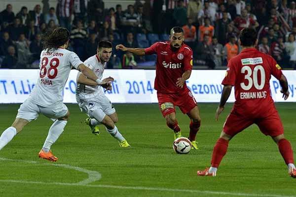 Antalyaspor, Süper Lig'e yükseldi