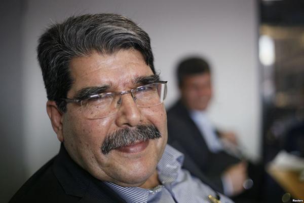 PYD lideri Salih Müslim Ankara'da