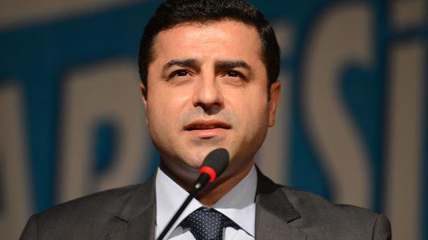 Selahattin Demirtaş polis baskınını anlattı