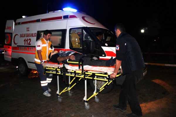 Sivas'ta polis otobüsü kaza yaptı, 3 şehit, 32 yaralı