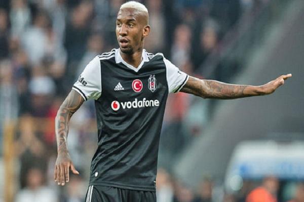 Beşiktaş'ta Talisca mesaisi sürüyor