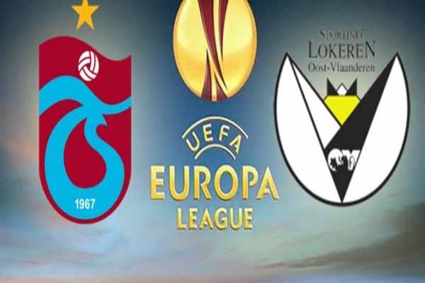 Trabzonspor Lokeren maçı hangi kanalda ve saat kaçta