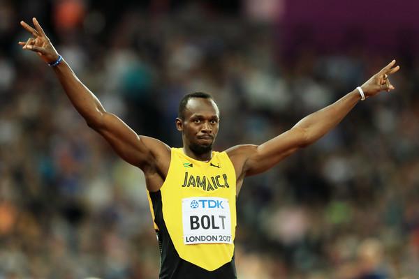 Eski atlet Bolt çocukların yararına mücadele edecek