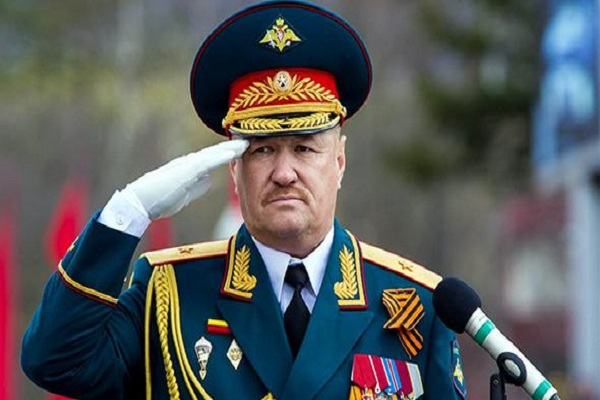 Rus Korgeneral Suriye'deki operasyonda hayatını kaybetti