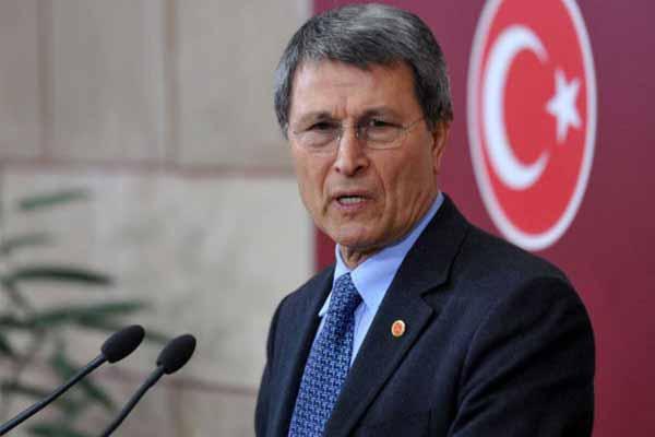 İyi Parti'nin Meclis Başkan adayı Yusuf Halaçoğlu oldu