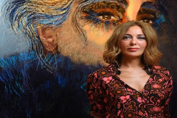 Zerrin Tekindor Amerika Miami Sanat Fuarında Türk sanatını temsil edecek