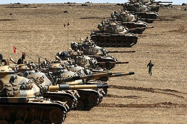 Zeytin Dalı harekatının 26. gününde TSK'dan önemli açıklamalar