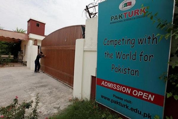 Pakistan'daki FETÖ okullarında 23 Türk vatandaşı görevden alındı iddiası