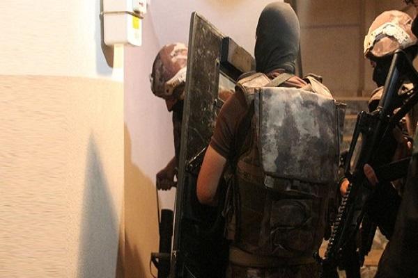 İstanbul'da sabaha karşı dev uyuşturucu operasyonu